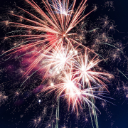 fireworks new years eve nightlife events