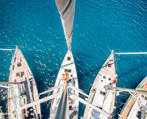 Yacht Week Sailing