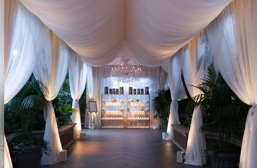 four seasons wedding design los angeles
