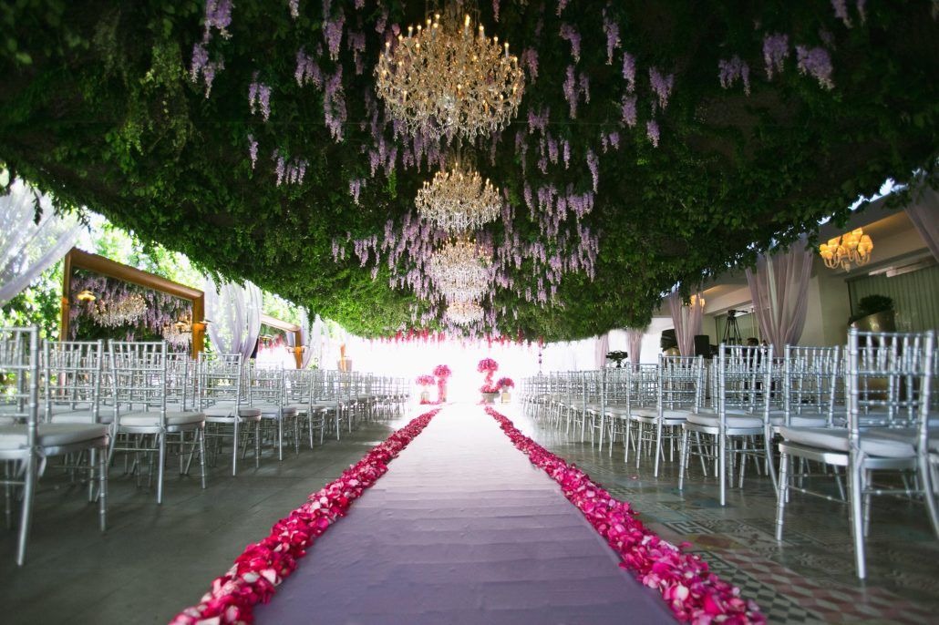 sls hotel beverly hills wedding