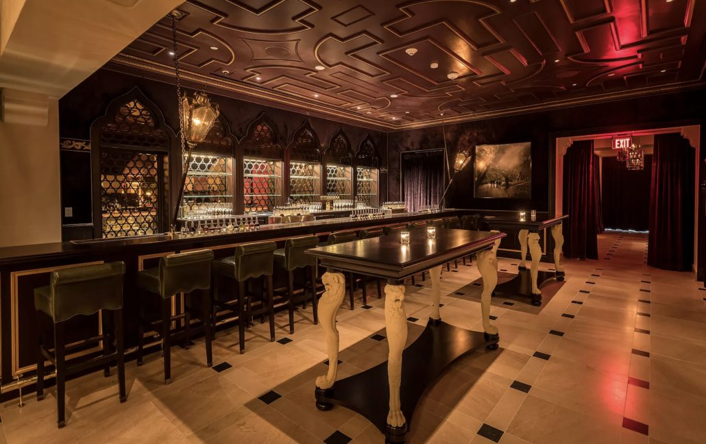 Hotel Bar Hot Spots in Los Angeles