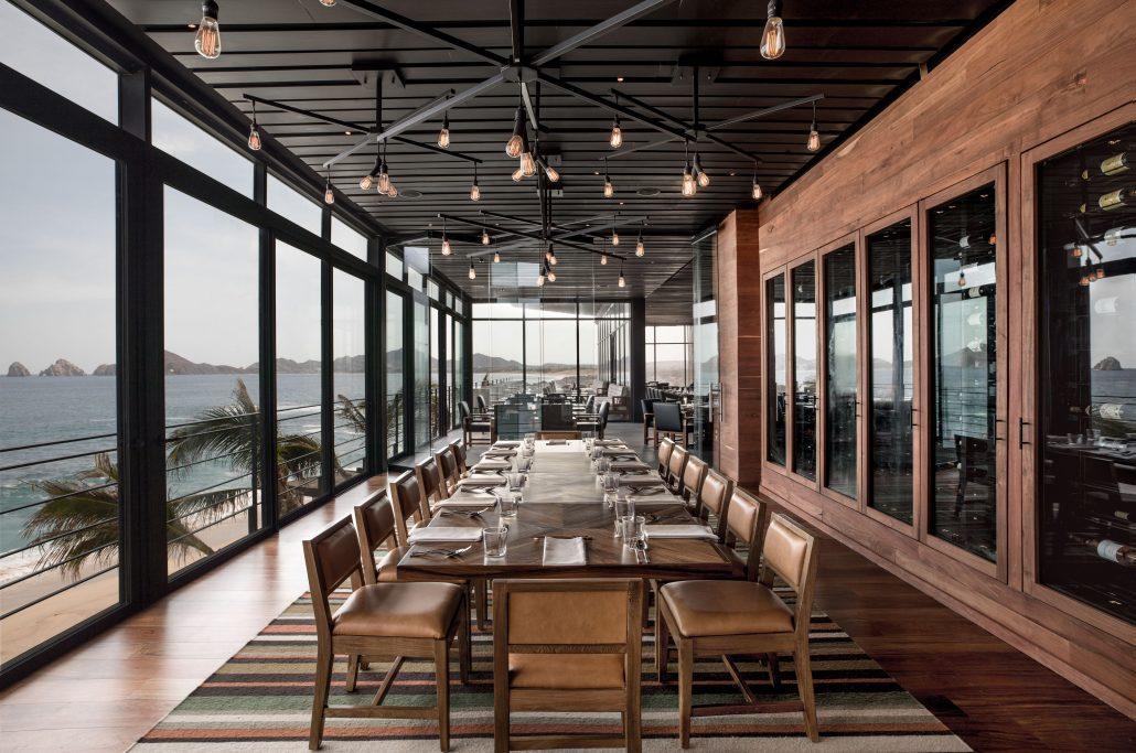 manta restaurant at thompson cape