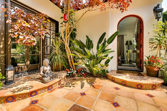 north olive west hollywood villa rental