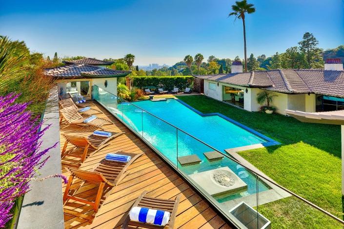 zen oasis beverly hills los angeles villa rental