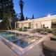 sunset hideaway beverly hills villa rental