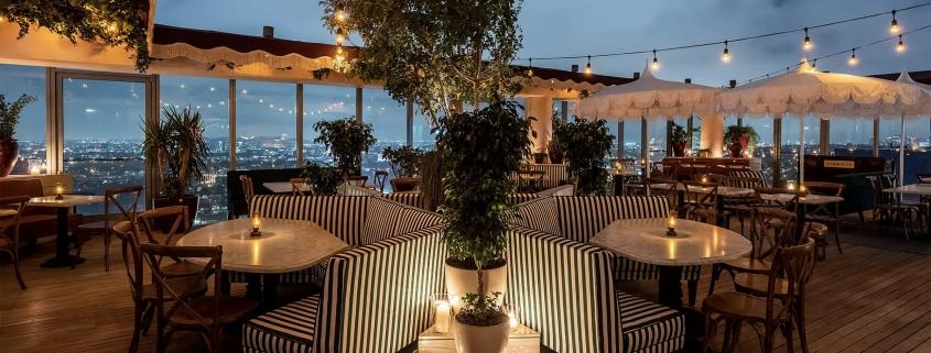 Harriet S Rooftop Zocha Group Hospitality Management