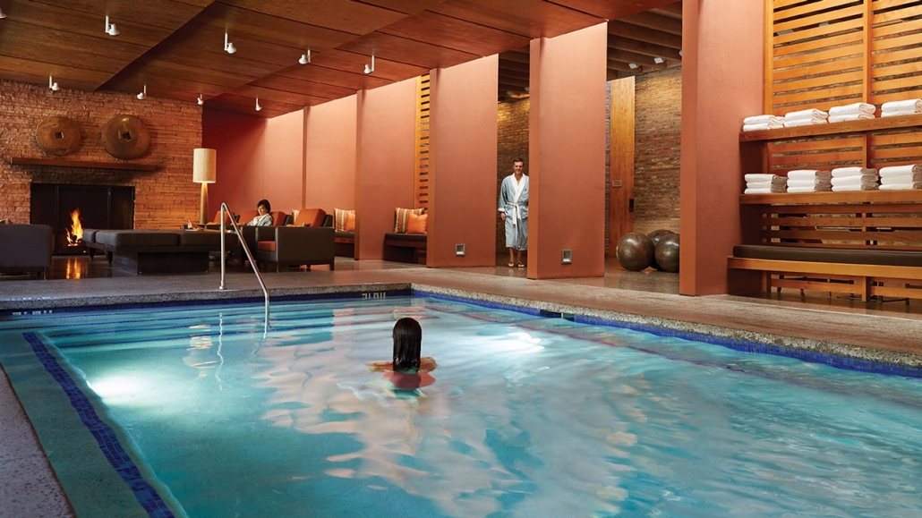 mii amo spa with pool sedona