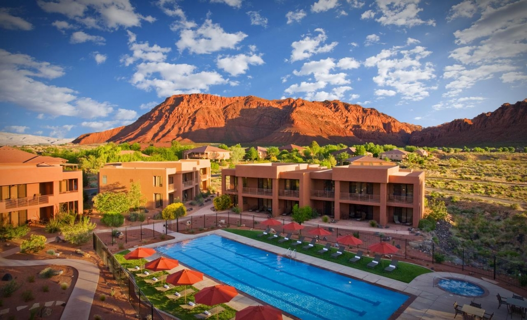 red mountain resort pool