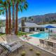 sunset terrace palm springs villa rental