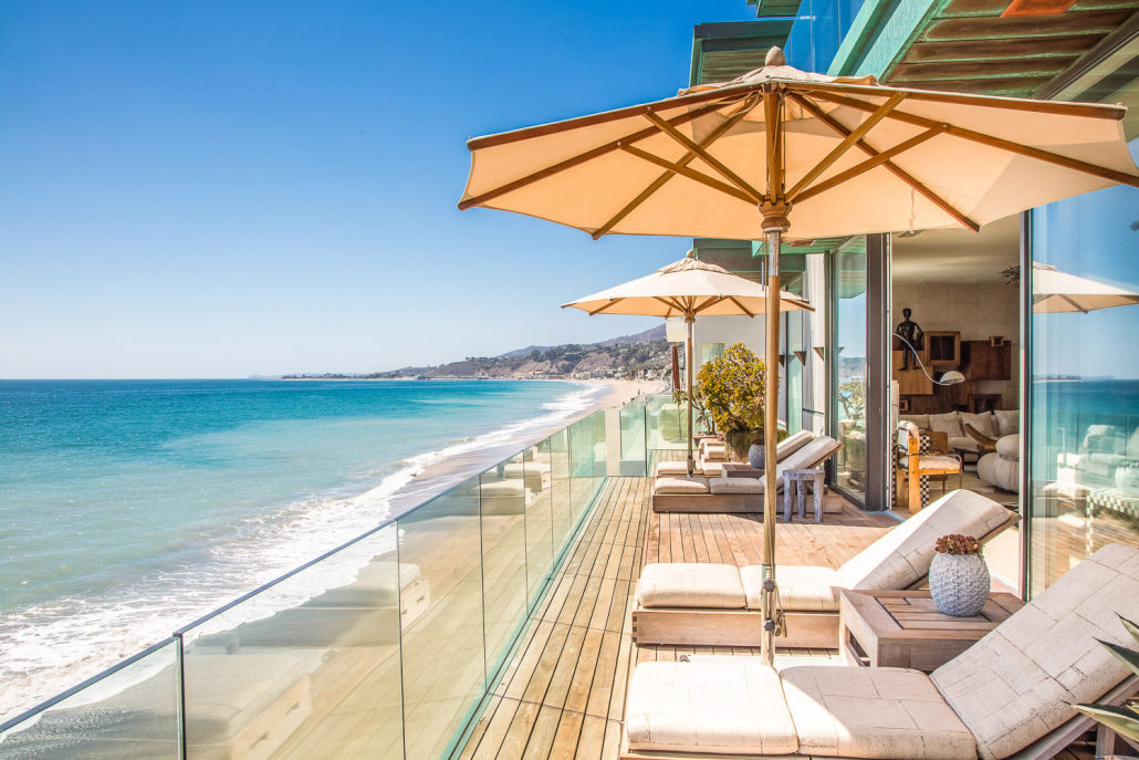 carbon beach malibu villa rental ocean view