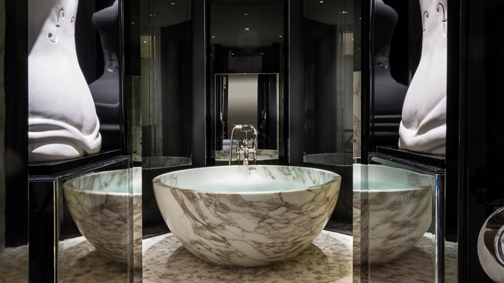 the rosewood london manor house wing bath tub
