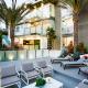 modern benedict beverly hills villa rental