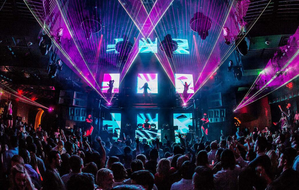 marquee las vegas nightclub
