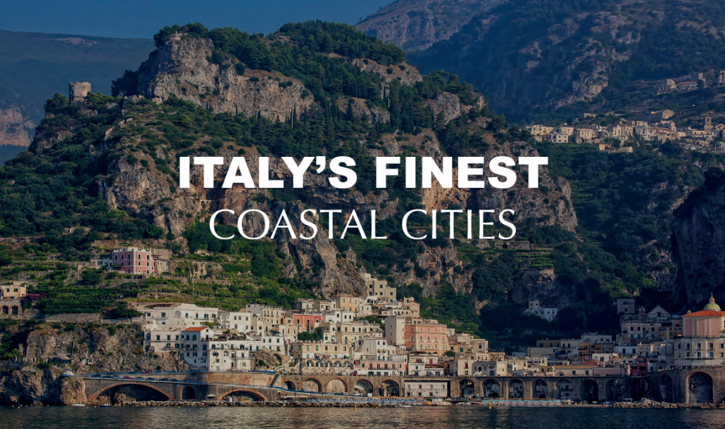 Italy Coastal Cities
