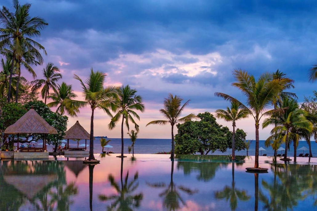 Oberoi Beach Resort Bali