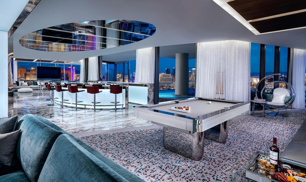 Sky Villa Palms Hotel