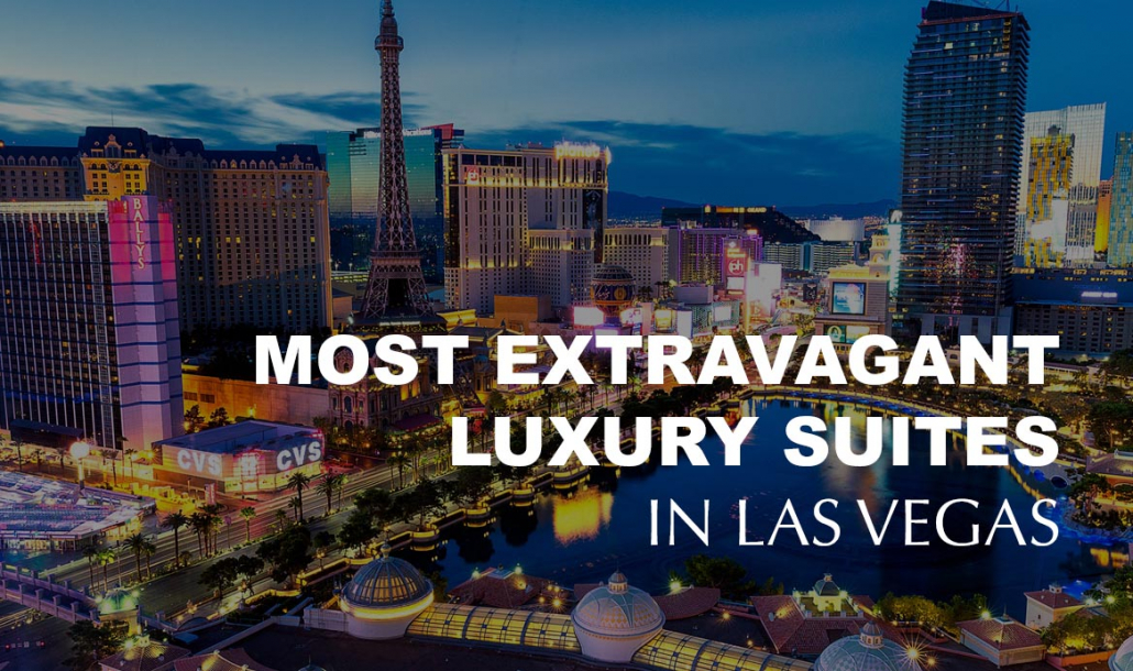 Luxury Hotel Suites Vegas
