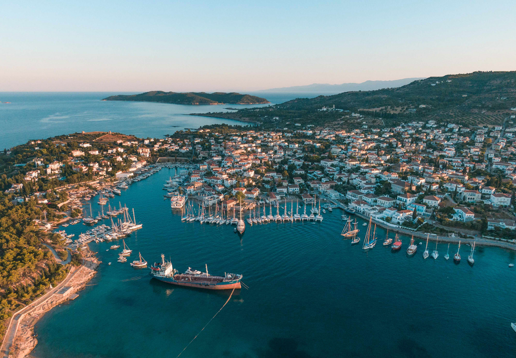 Yacht Week Greece overview