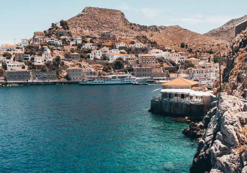 The Yacht Week Greece Hydra