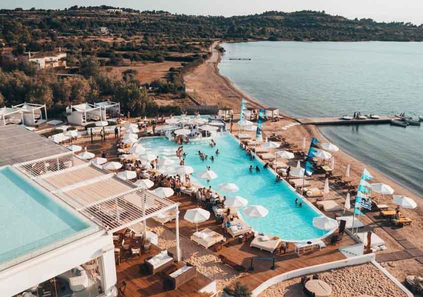 The Yacht Week Greece Porto Heli