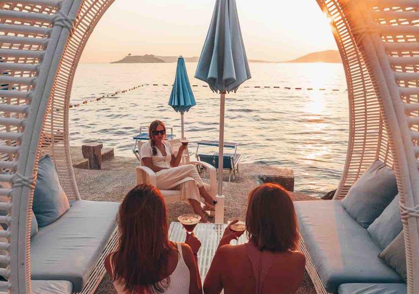 Yacht Week Montenegro Sunset