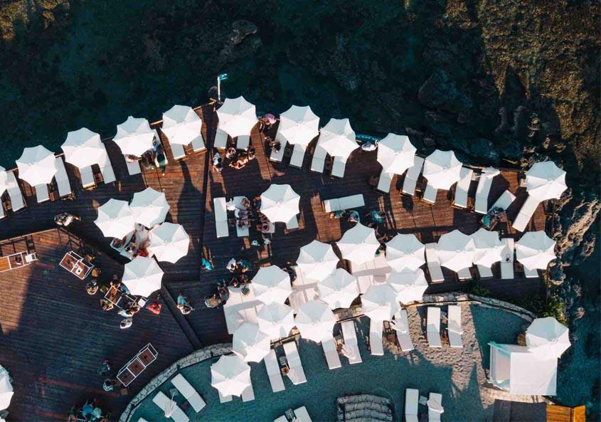 Yacht Week Montenegro Pool