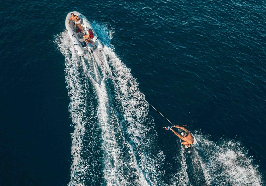 Yacht Week Montenegro Watersports