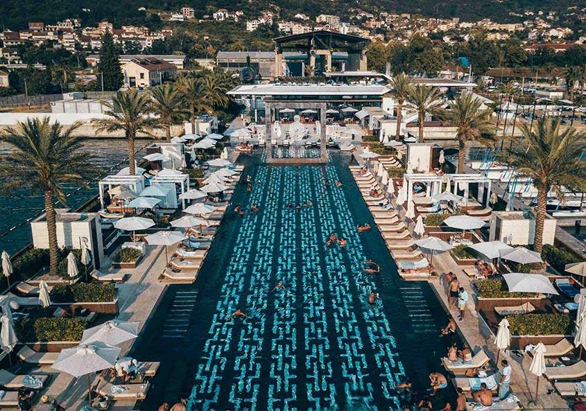 Yacht Week Montenegro Yacht Club