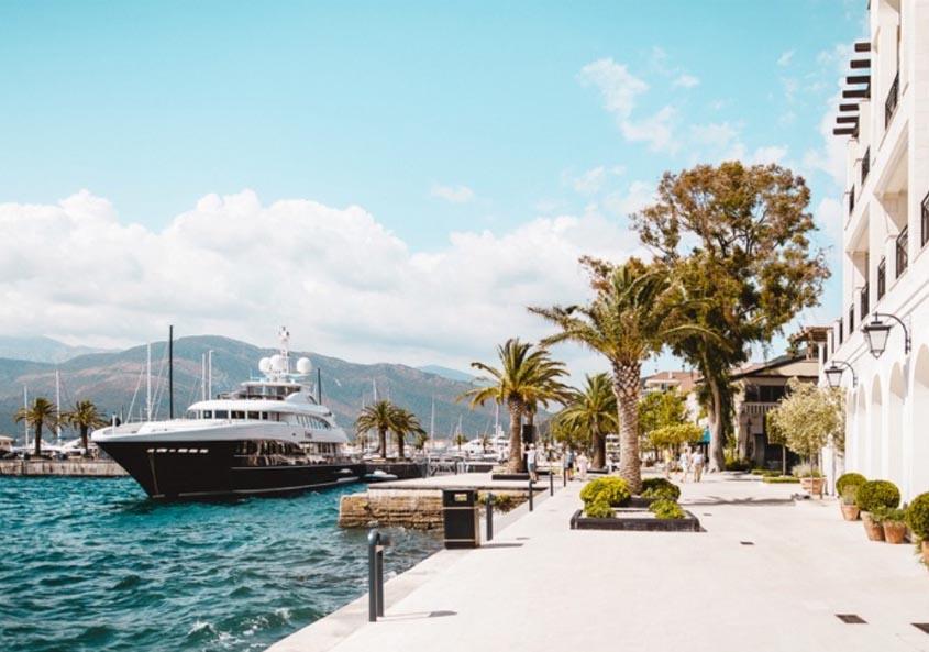 The Yacht Week Montenegro Porto