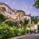 robmar manor beverly hills rental front entrance
