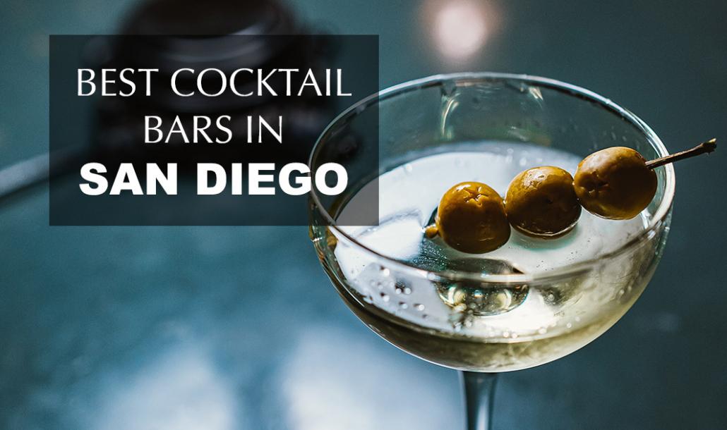 best cocktail bars in san diego