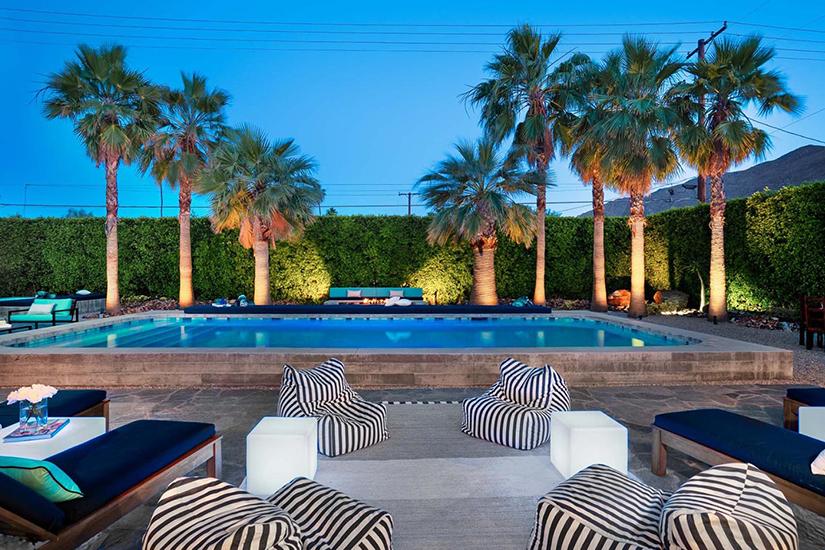hinshaw hideaway palm springs rental