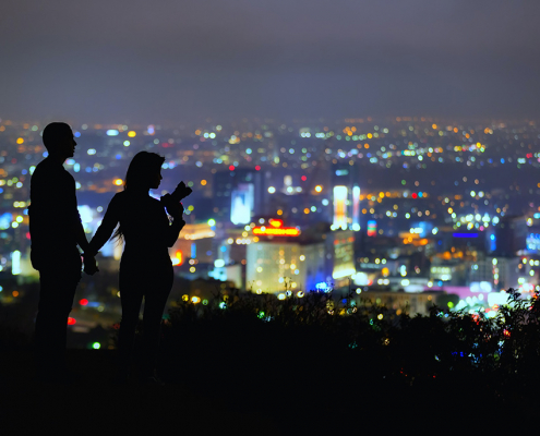 things to do for a night out in hollywood