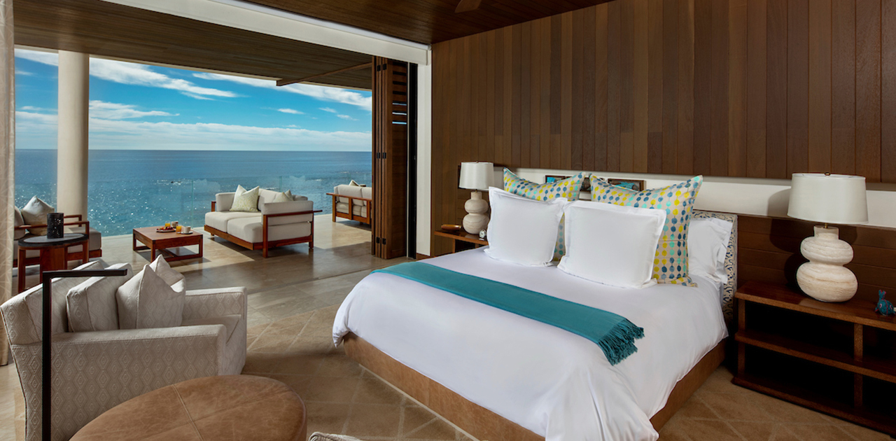 chileno bay resort brisa del mar 6 bedroom ocean view bed