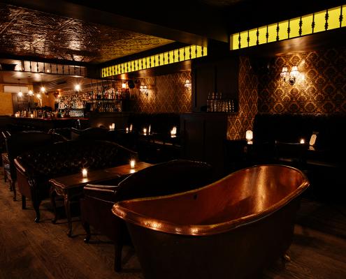 bathtub gin nyc bar