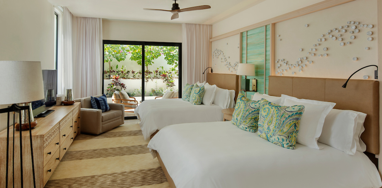 chileno bay resort two bedroom resort view villa bedroom