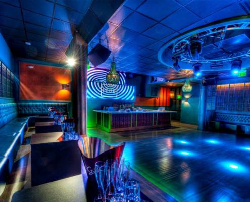 icon nightclub bottle service