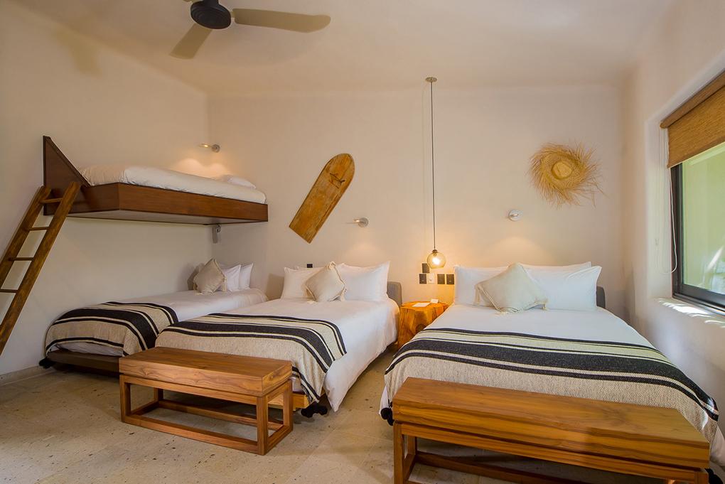 cabo villa rental bedrooms