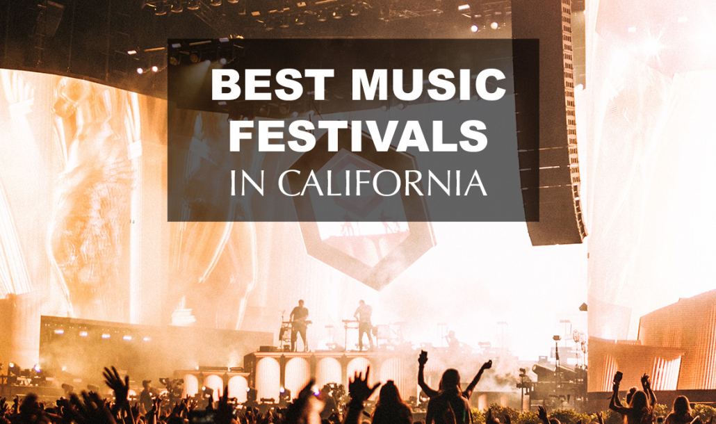 best music festivals in california