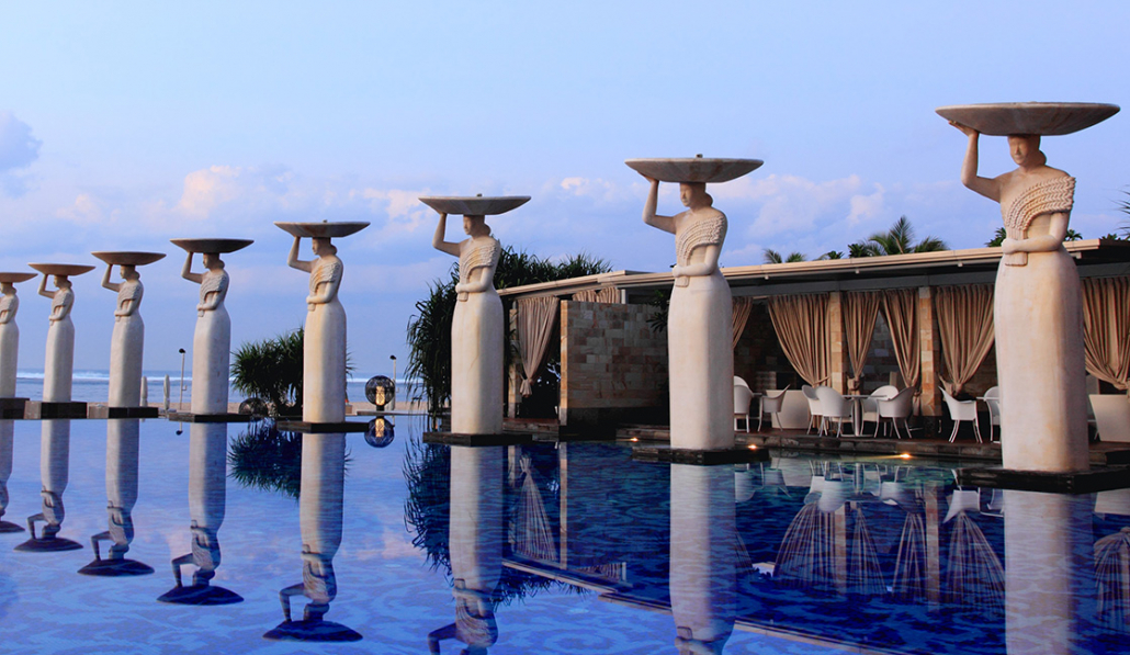 most luxurious hotels and resorts in bali