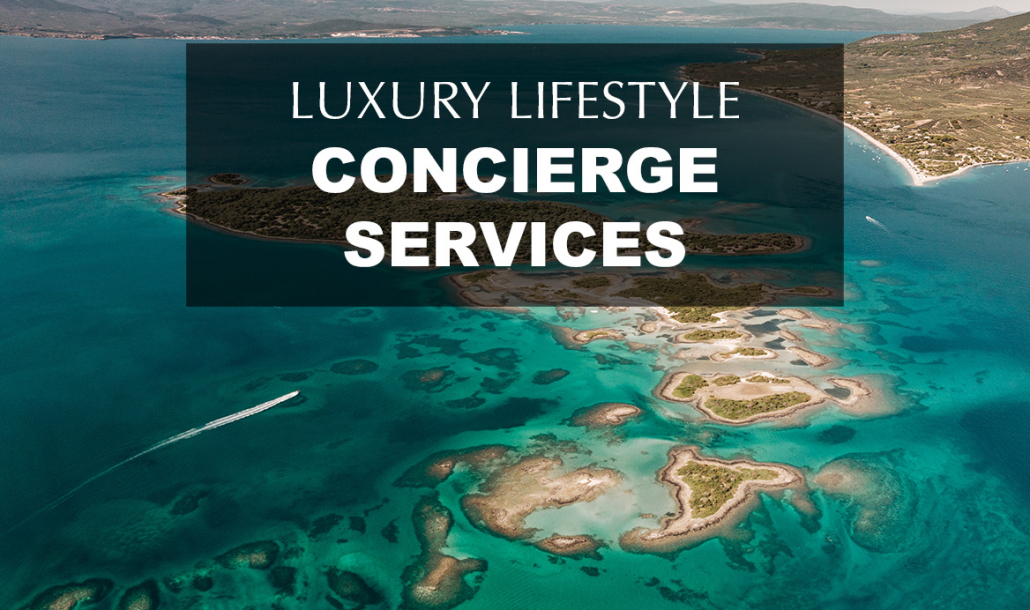 luxury lifestyle concierge services