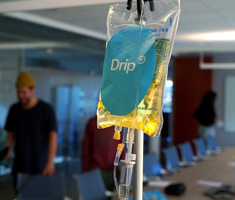 drip iv bag boost immune system
