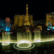 las vegas fountains Luxury Suites in Las Vegas