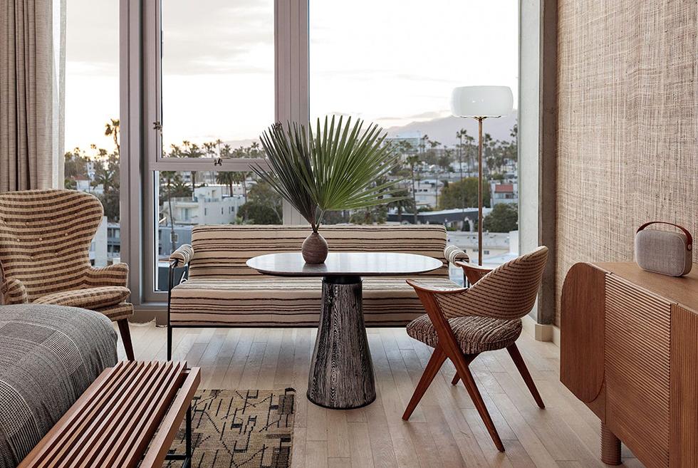Santa Monica Proper Hotel view