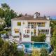 Brentwood villa rental sunrise hideaway