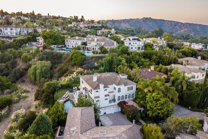 Brentwood villa villa rental