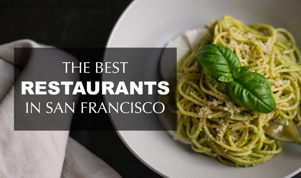 the best restaurants in san francisco