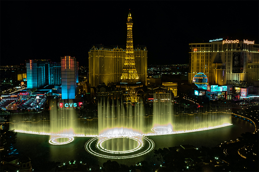 las vegas nightlife destinations