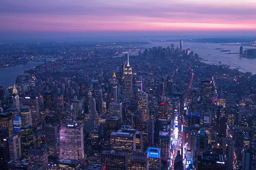 nyc nightlife destinations