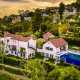 villa di lorenzo hollywood hills villa rental